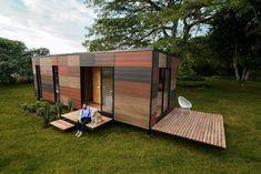 5 casas pequeñas, prefabricadas ¡y con planos incluidos! (de Joo Castro Chan)