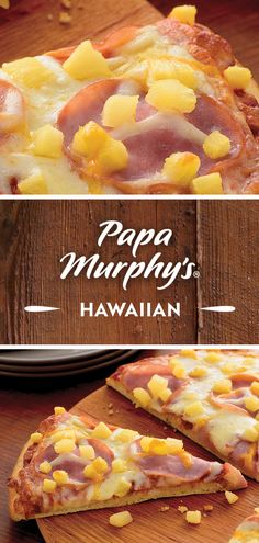 Our fresh, homemade Hawaiian Pizza is the best way to channel the tropics from your own kitchen. Topped with ham, mild cheddar, Canadian bacon and pineapple, it'll be an instant favorite. Canadian Bacon, Menu Items, Hawaiian Pizza, Cheddar, Ham, Pineapple, Channel, Homemade, Fresh