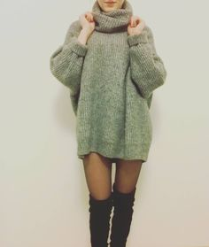 Cozy outfit for autumn :)