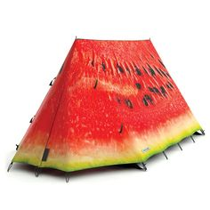 Sleep under a giant Watermelon with this fun Tent. Great for Camping & Festivals. Premium Quality, Waterproof, 4 Season Use. Shop Now. Camping Info, Tent Camping, Outdoor Camping, Outdoor Fun, Camping Ideas, Camping Places, Camping Stuff, Outdoor Life, Europa Camping