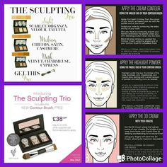 Younique Sculpting Trio Kudos  Available with a FREE brush but ONLY through the month of May 2016. DO. NOT. WAIT!! Get yours NOW before it's too late!   www.youniquelya.com.