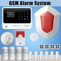 Etiger G90B Plus wireless home security alarm system 4 remoter controller Android/IOS APP control *** AliExpress Affiliate's buyable pin. Locate the offer on www.aliexpress.com simply by clicking the VISIT button