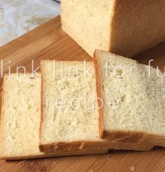 Pain de mie is a French sandwich bread with four square corners baked in a Pullman loaf pan. Simple, easy and effortless recipe for Pullman sandwich bread Loaf Bread Recipe, Homemade Sandwich Bread, Bread Recipe Video, Sandwich Loaf, Sandwich Bread Recipes, Easy Bread Recipes, Square Bread Recipe, Loaf Of Bread, Monte Cristo Sandwich