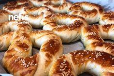 Tel Tel Açma Bread And Pastries, Bagel, Pasta, Recipes, Foods, Recipies, Food Food, Food Items, Ripped Recipes