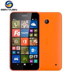 50275b4b0 Original Unlock Nokia Lumia 635 Cell Phone Windows phone 4.5