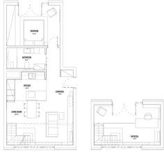 Galeria de Apartamento para um homem ou mesmo dois deles / Metaforma - 14