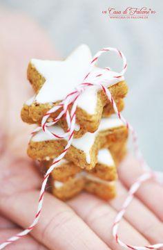 Zimtsterne {Rezept} I Weihnachtsbäckerei I Weihnachtskekse I Geschenke aus der Küche I Casa di Falcone