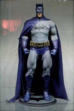 Seriously badass #custom #Batman #HotToys #DC #Arkham #Comics #Superhero