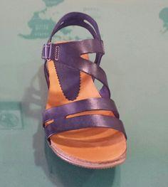 Sandalia piel suela Bio