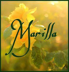 Marilla / Celtic: shining sea (Rilla)