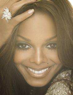Janet Jackson one of my favorite childhood singers!