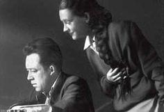Albert Camus et Maria Casarès, comédienne...