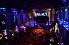 Great Gatsby Corporate Event