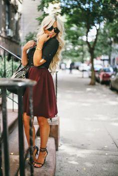 Fashion trends | Street fashion style
