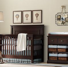 Marlowe Changing Table | Changing Tables | Restoration Hardware Baby & Child