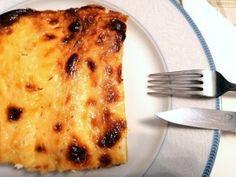 Rakott túrós palacsinta | NOSALTY Mashed Potatoes, Pizza, Cheese, Ethnic Recipes, Food, Whipped Potatoes, Smash Potatoes, Meals, Yemek
