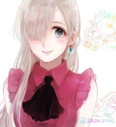 Image result for elizabeth nanatsu no taizai fanart