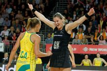 Silver Ferns, Leana de Bruin, is pumped for action for the remaining HNTS games hosted by NZ!
