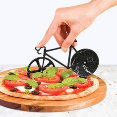 <p>Pizzaskärare som låter dig leka med maten!  Till ...</p>