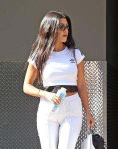 Kourtney Kardashian 08/01/17