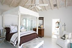 Coral House Modern Holiday Ocean Villa in Turks and Caicos Islands   (24)