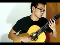 Frederic Chopin - Nocturne Op 9 No 2 on Guitar guitar