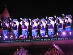 Christmas at Disneyland, Disneyland Holiday Events