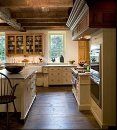 Peter Zimmerman Architects | Country Kitchen