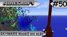 MINECRAFT Skywars NoobS em ação!! #50