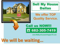 Fair Offer. Fast Closing. No Commission fees. No repair expenses. Easy Process. Reliable. Professional. Experienced Investors/ Real Estate Consultants.  Call 682-305-7419.