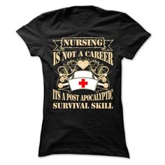 i am nurse - If you dont like this shirt and want shirts which has your name or year of birth on them, please search your name and year of birth by the SEARCH ENGINE of SUNFROG (Nurse and Nursing Tshirts)