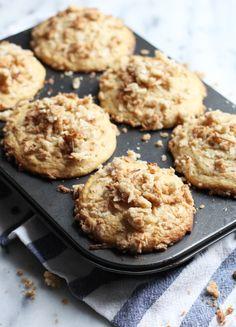 Coconut Crumb Muffins