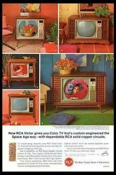 Vintage RCA ad
