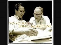 Dinner/Nocturne - Yo Yo Ma plays Ennio Morricone/ another song where I can't help but close my eyes just to feel it