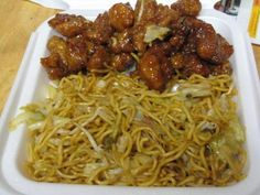 Panda Express Chow Mein Recipe from The Chinese Kitchen