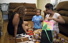 Parent-Child Home Program is one of the beneficiaries of this year's Double the Giving campaign.
