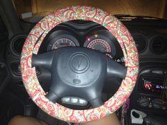Steering wheel cover!