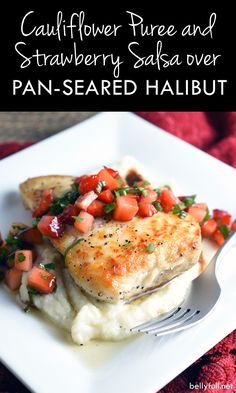 salsa fitness feta cod with strawberry salsa cod with strawberry salsa ...