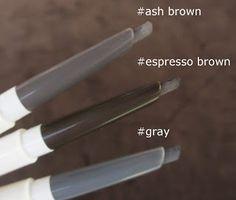 28 Trendy Ideas For Hair Color Ash Grey Korean Ash Gray Hair Color, Bob Hair Color, Grey White Hair, Blonde Color, Brown Hair Colors, Grey Eyebrows, How To Color Eyebrows, Gray Eyes, Blonde With Pink