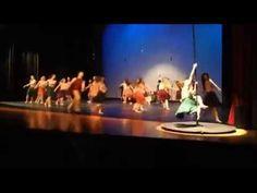 Fabiana França Cia de Dança - Trenzinho Caipira
