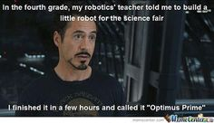 13 AWESOMELY FUNNY Iron Man Quotes!