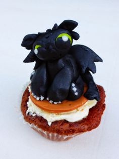 cupcake dragon rockmou / how to train a draagon toothless