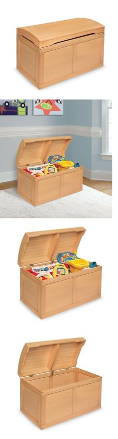 Toy Boxes 94932: Badger Basket Barrel Top Toy Box Natural -> BUY IT NOW ONLY: $73.28 on eBay!