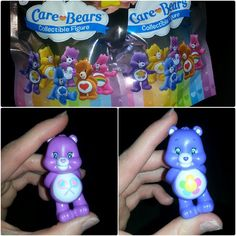 "Care Bears Blind Bag Collectible Figure from Just Play! Available at Walmart, Target & Toys""R""Us!"
