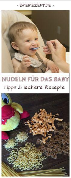 Welche Nudeln eignen sich für das Baby und ab welchem Monat kann ich sie statt Kartoffeln füttern? Ich zeige euch leckere Rezepte für Babybrei mit Pasta, Spaghetti Bolognese und andere Nudelrezepte, die sich als Beikost sehr gut eignen: http://www.breirezept.de/baby_nudeln.php
