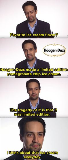 17 Times Lin-Manuel Miranda Crushed This Whole Celebrity Thing