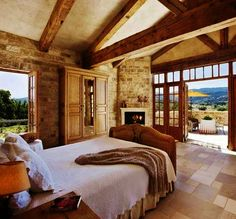 private patio off the bedroom