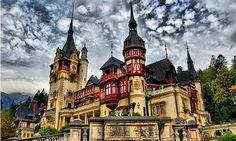 Count Dracula's Castle- going here someday
