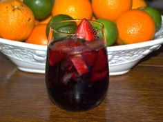 Olive Garden Sangria Recipe Gardens Jack O 39 Connell And Glasses