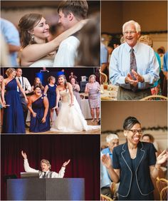 Morristown wedding reception dancing by Good Sounds Entertainment of @Special Notes Entertainment-Knoxville, TN. Click to view more from this wedding!